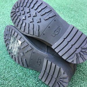 UGG Shoes - NWT UGG Bonham Boot II Leather Black 6
